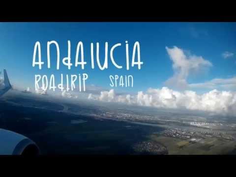Roadtrip Andalucia 2014