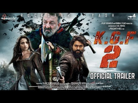 K.G.F Chapter 2  | Official Concept Trailer | Yash | Srinidhi Shetty | Sanjay Dutt | Raveena Tandon
