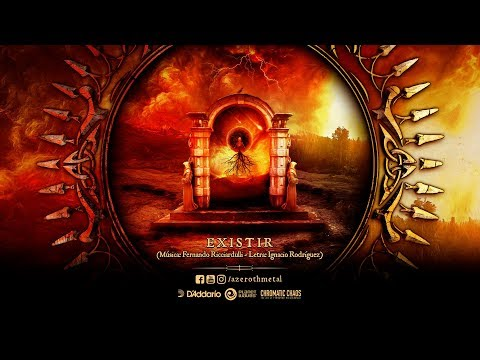 AZEROTH «Existir» [Lyric Video Oficial]