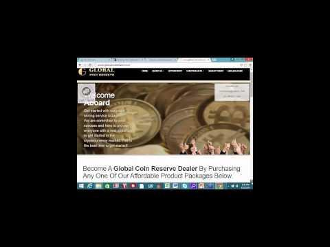 Global Currency Reserve Espanol