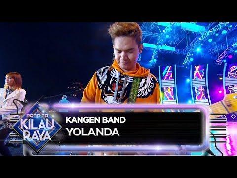 Bikin Kangen Lagunya! Kangen Band [YOLANDA] - Road To Kilau Raya (31/3)