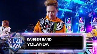 Bikin Kangen Lagunya! Kangen Band YOLANDA - Road To Kilau Raya 31/3