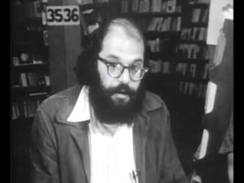 Allen Ginsberg and Neal Cassady conversation