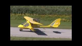 Interplane Skyboy Taxiing and Takeoff CSU3