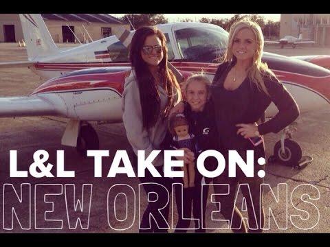 L&L Take On: New Orleans (VLOG) (Episode 3)