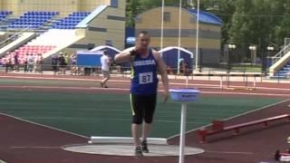 Чемпионат и первенства России по легкой атлетике в Йошкар-Оле