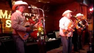 Dusty Jugz at the Maverick Saloon Long Train