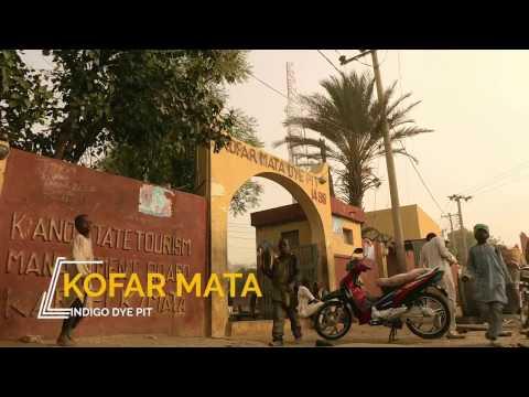 AFRICA BY DESIGN | Kofa Mata Dye Pit, Kano Nigeria