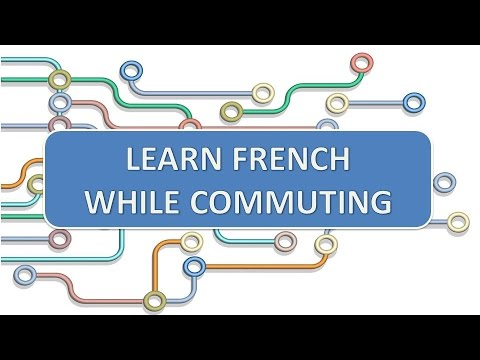 Learn French while commuting # Day 1