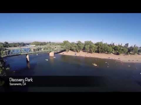 Discovery Park Sacramento