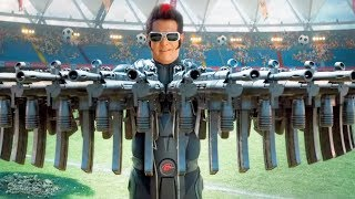 ROBOT 2.0 Movie All Dialogues and Fight Scenes - 2.0