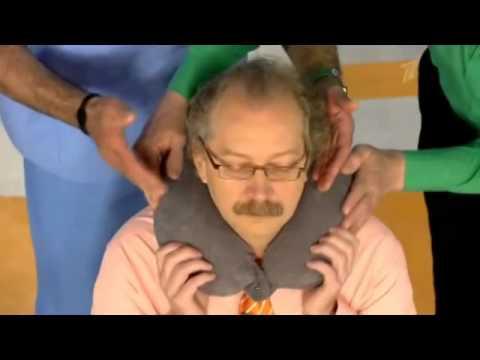 Как выбрать подушку для самолета. Медицинские рекомендации