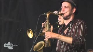 Babylon Circus - La Cigarette Live Op Pinkpop 2012