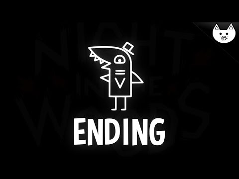 Night In The Woods ENDING - EPILOGUE - (Night In The Woods Bea Ending)