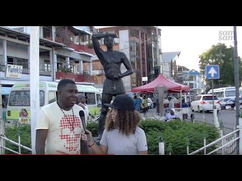 Het slavernijverleden in Suriname met Wesley en zanger Damaru