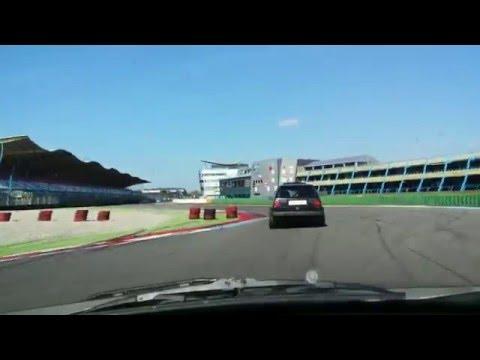 Honda CRX K20 TT Assen Trackday Vrijrijden 05-05-2016