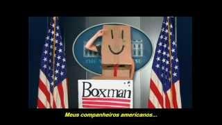 SMOSH - BOXMAN FOR PRESIDENT LEGENDADO (PT-BR)