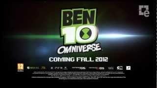 Ben 10: Omniverse E3 2012 Trailer