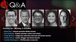 ABC Q&A Promo Clip (8 Oct 2018)