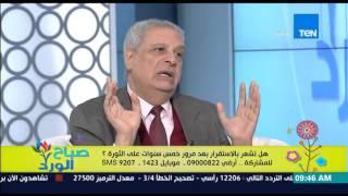 صباح الورد - د/أحمد دراج يرد على تطوير جهاز الشرطة والإعلامية إيمان عبد الباقي