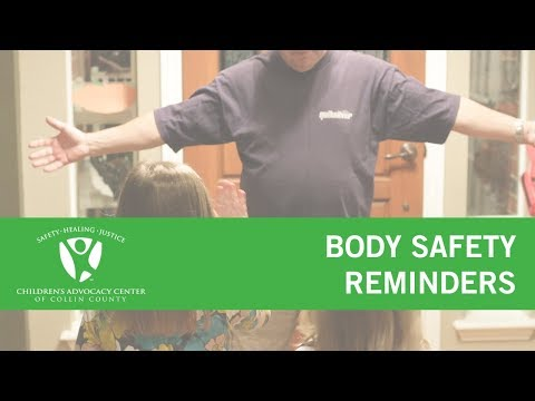 Body Safety Reminders