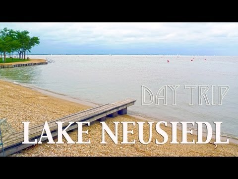 Travel out of Vienna, Austria (6) to beautiful Lake Neusiedl in the pannonian basin