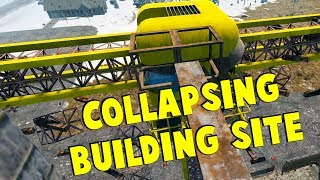 Building Site | 7 Days To Die - The Wait For Alpha 17 | Part 24