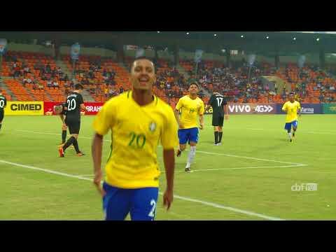 Melhores momentos de Brasil Sub-17 2 x 1 Nova Zelândia