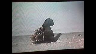 Godzilla vs. SpaceGodzilla Ending