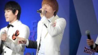"[fancam] 110514 Dalmatian Jisu Singing Iu's ""good Day"" - Pbs Public Broadcasting"