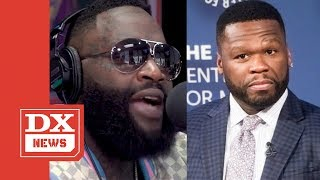50 Cent Responds To Rick Ross' Refusal To Collaborate With Him