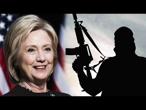 Thumbnail: Anonymous - Hillary Clinton UNDENIABLE ties to TERRORISTS 2016