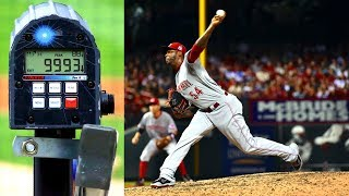 ⚾Baseball Physics: Does the Pitcher's Mound Increase Velocity?