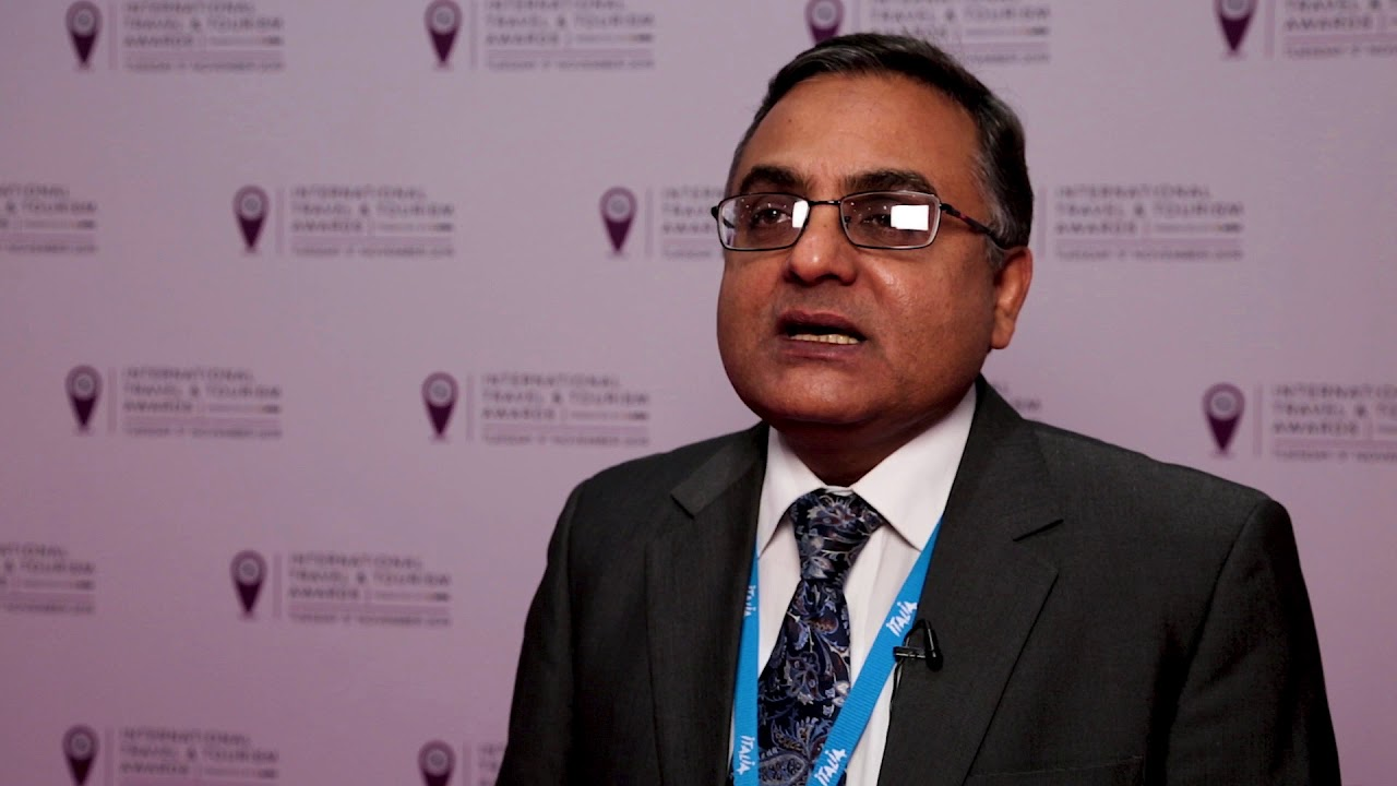 Faiz Ahmed Kidwai, Managing Director, Madhya Pradesh Tourism - YouTube