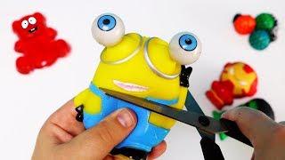 Was steckt im Antistress und Squishy Spielzeug? Lucky Bär