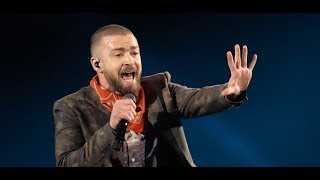 Justin Timberlake Reacts To Super Bowl Performance Backlash