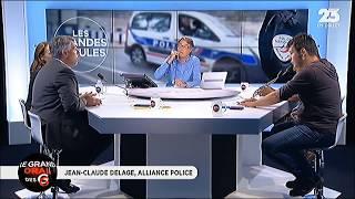 PACIFIER LES QUARTIERS AVANT LE RETOUR DES POLICIERS