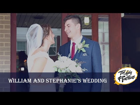 Will and Stephanie's Wedding (FULL VIDEO)