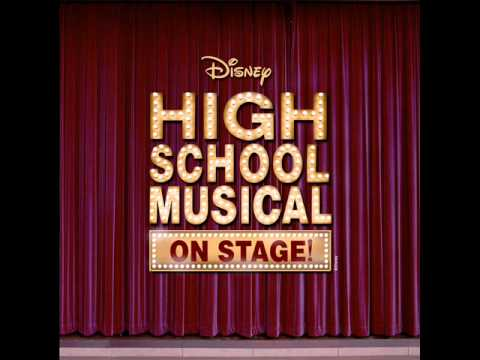 Stick To The Status Quo INSTRUMENTAL - Stage Song (HSM)