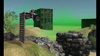 Bike Trials - Wasteland Game Walkthrough | Bike Games