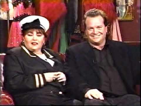 MATT LAUER with ROSEANNE & TOM ARNOLD1991