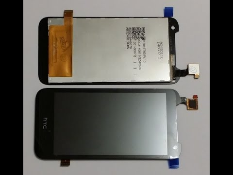 HTC Desire 310 Touch Screen and LCD Replacement