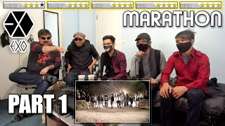 EXO Reaction [ Marathon ] Part 1
