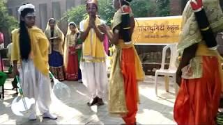 The Opportunity school IIT Kanpur, Kanpur, Uttar Pradesh. celebrating Diwali 🙏💥💣💫🎇🎆🎈