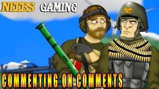 BATTLEFIELD FRIENDS - SEX TALK - Commenting on Comments thumbnail