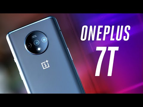 OnePlus 7T review: best of the 7 Pro, for less - YouTube