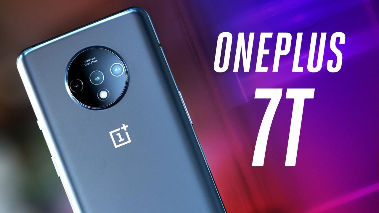 Oneplus 7t Review Best Of The 7 Pro For Less Youtube