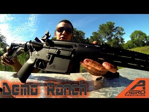 Aero Precision AR15 Lower Review