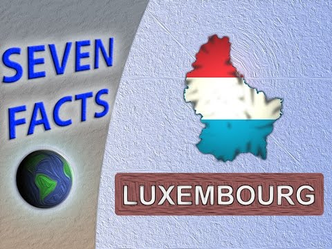 7 Facts about Luxembourg