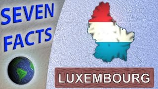 Facts about a really small country: Luxembourg